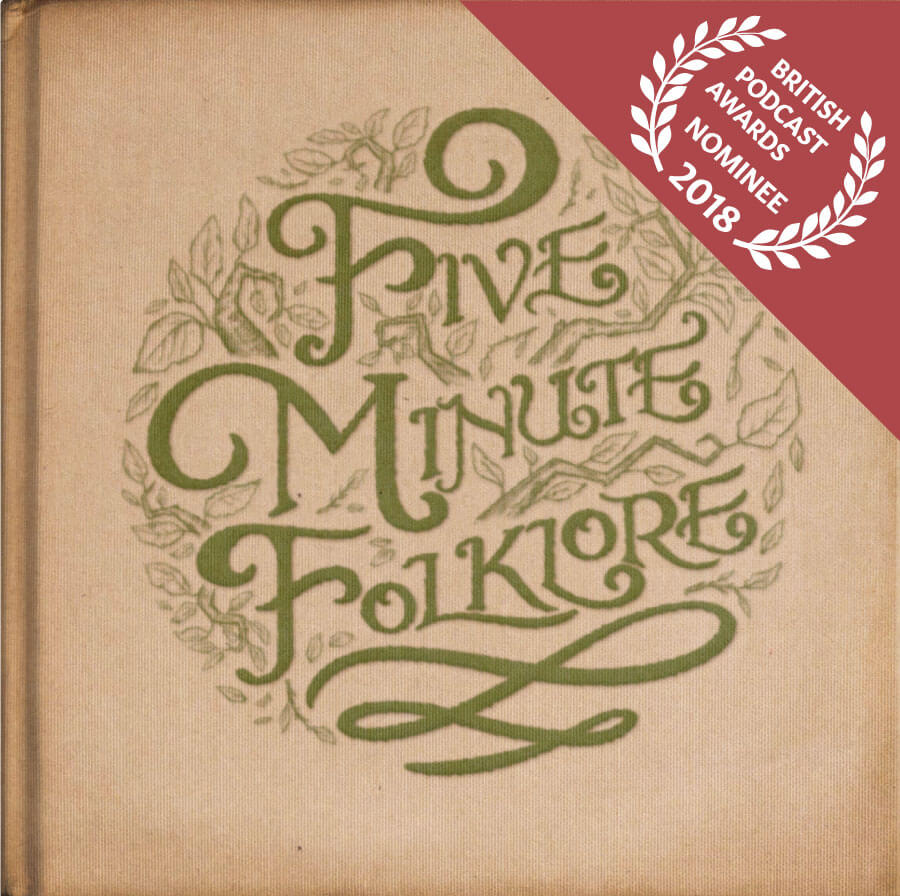 5MinFolklore PodAwards2018
